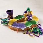 King Cake Deluxe Package