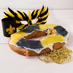 The Ultimate Who Dat King Cake Package